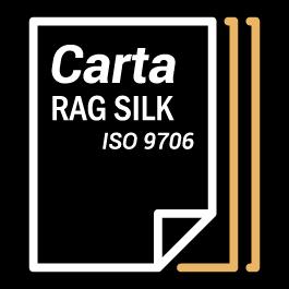 Carta Fotografica Rag Silk Iso 9706